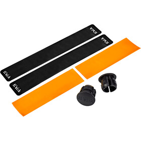 Fizik Vento Microtex Tacky Stuurlint 2mm, orange fluo/black